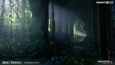This gallery presents some of my work on Uncharted 4: A Thiefs End. As an Environment Artist I was in charge of the modeling and world building in the scene as well as minor texture work. I worked alongside our concept artists to come up with the look for this area. I collaborated with a designer and a texture artist to take this level from design blockmesh to finished product.  Environment artist: Andres Rodriguez Foliage: Artem Brizitskiy/Jonny Chen Texture artist: Jacob Norris Lightin...
