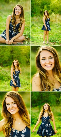 Meet Dani from Clackamas High School! She's an absolute doll. With her Luxe session she got two different looks and two fabulous locations!