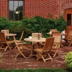 Three Birds Braxton Round Teak Dining Set - Seats up to 6 by Three Birds LLC. $2999.99. Additional features:Choice of 48-inch round table w/ 4 side or arm chairsOR 60-inch round table with 6 side or arm chairs48-inch dining table measures 48 diam. x 29H inches60-inch dining table measures 60 diam. x 29H inchesArm chair measures 22W x 25.25D x 36.75H inchesArm chair seat height: 17 inchesSide chair measures 18W x 25.25D x 36.75H inchesSide chair seat height: 17 ...