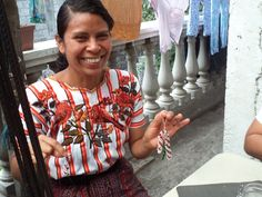 @WorldCrafts Artisan {Tabitha Ministries ~ Guatemala} Tabitha Ministries in Guatemala employs eight artisans who are able to provide much-needed income for their families through their work. Artisans use the money earned from products sold through WorldCrafts to purchase things like firewood and corn. #WCartisans #fairtrade
