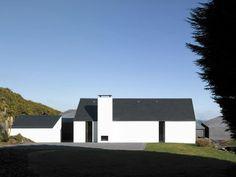 Niall McLaughlin, house at Spanish Cove, Cork...