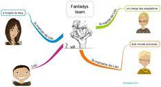 Fantadys est un blog sur les dys-férences, sur la vie autrement avec des enfants différents : apprendre différemment (mind-mapping, par le jeu), éduquer autrement (éducation positive et bienveillante) mais aussi des trucs et astuces pour se faciliter la vie au quotidien avec nos petits fantastiques !