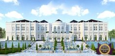 Luxury House Plan Sharjah Villa Sheikh 34 by Antonovich Designs