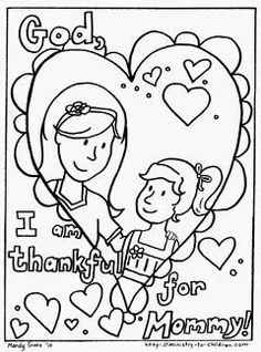 religious coloring pages for father's day