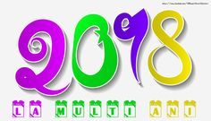 2018 La multi ani! Symbols, Letters, Happy New Year, Letter, Lettering, Glyphs, Calligraphy, Icons