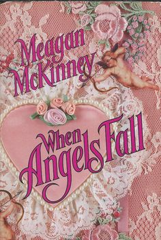 Cover for When Angels Fall by Meagan McKinney