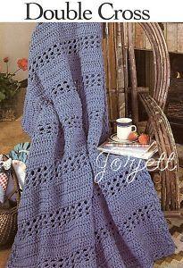 crochet chenille afghan pattern   QUICK CROCHET AFGHAN PATTERNS   FREE PATTERNS