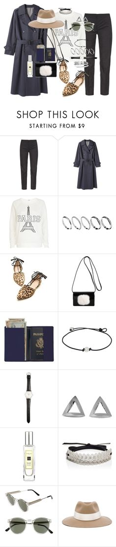 """The boys are back in town"" by marissa-91 ❤ liked on Polyvore featuring Maison Margiela, Margaret Howell, River Island, ASOS, Yves Saint Laurent, Royce Leather, Ole Mathiesen, Coco's Liberty, C. Wonder and Jo Malone"