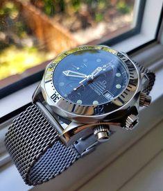 Nice watch Omega