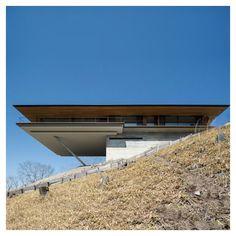 Kidosaki Architects Studio - House in Yatsugatake [Japan, 2012]
