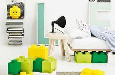 Adorable  Practical LEGO Storage Boxes