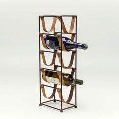 Kare Design Hammrock Cinque | Wijnrek hangende flessen | LUMZ