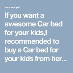 Bed on pinterest race car bed car bedroom and children furniture