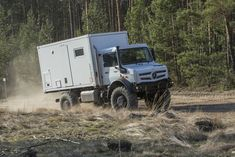   Bliss Mobil Expedition Vehicle: The Freedom of Independence