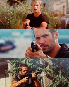 The fast and the furious & Fast 5- Paul Walker