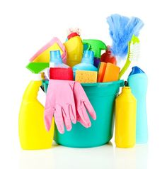 DIY Cleaning Products: Inexpensive & Effective - The Dime | Cents and Sensibility
