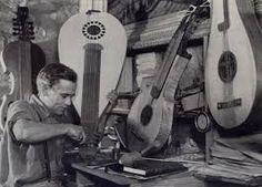 Instrument maker.