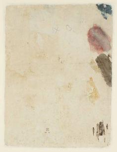 Joseph Mallord William Turner  Colour Trials 1792