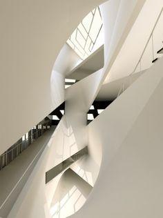 [A3N] : Tel Aviv Museum of Art Amir Building / Preston Scott Cohen