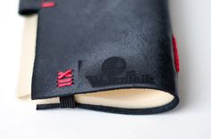 Leather Journal The Tom Sawyer by WalknTalk on Etsy, $35.00