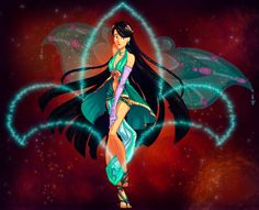 Lyna enchantix by Shadow-Wood on DeviantArt Dessin Animé Lolirock, French Cartoons, Bloom Winx Club, Girly Drawings, Girls Series, Warrior Princess, Kids Shows, Girls Show, Magical Girl