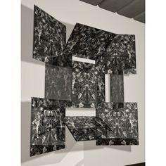 reflections series full installation - social camouflage - Boris Schipper