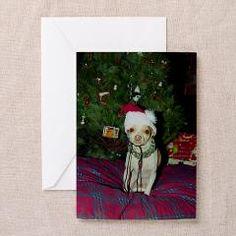 Yappy Christmas card