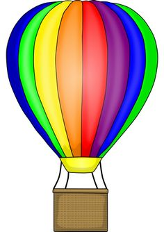 Giant hot air balloon picture for display – SparkleBox - New Deko Sites Hot Air Balloon Cartoon, Hot Air Balloon Clipart, Balloon Display, Balloon Wall, Art Drawings For Kids, Drawing For Kids, Classroom Wall Displays, Balloon Pictures, Mini Balloons