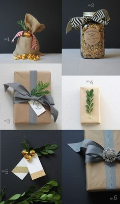 The Penny Paper Co. - Gift Wrap Inspiration