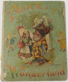 John Tenniel- Alice illustration.