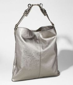 HARDWARE HANDLE HOBO BAG at Express   (This bag to carry during the day)  #ExpressJeans