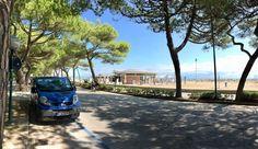 Vielen Dank für das tolle Urlaubsfoto am Strand von Lignano in Italien 🇮🇹 #Stattauto #München #CarSharing #Urlaub