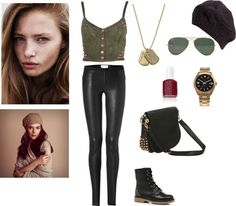 """""""Sexy Soldier"""" by yellegadon on Polyvore"""