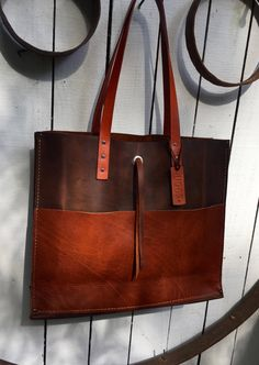 Zipper Tote Available Steampunk Art Large Leather Tote Handbag Custom Leather shoulder tote bag Leather Purse Leather Bag