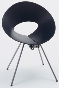 Donald R. Knorr. Side Chair 1948-1950. Manufacturer: Knoll Associates, New York, NY