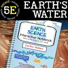 Earth's Waters: Earth Science Interactive Notebook