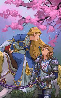 Legend Of Zelda Memes, Legend Of Zelda Breath, Image Zelda, Princesa Zelda, Fanart, Breath Of The Wild, Video Game Art, Video Games, Animes Wallpapers