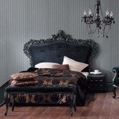 Baroque decor.