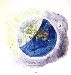 free printable   Astronomy - Fantasy - Taut, Bruno, 1880-1938.