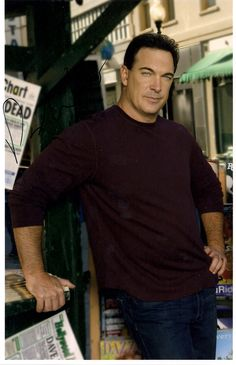 Picture: Patrick Warburton on CBS's 'Rules of Engagement.' Pic is in a photo gallery for Patrick Warburton featuring 40 pictures. Patrick Warburton, Rules Of Engagement, Lemony Snicket, A Series Of Unfortunate Events, The Hollywood Reporter, Netflix Series, Gorgeous Men, Beautiful People, Dream Guy