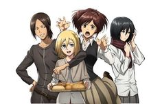 new attack on titan official art New Attack On Titan, Attack On Titan Fanart, Eren E Levi, Armin, Mikasa, Ymir And Christa, Aot Wallpaper, Attack On Titan Aesthetic, Film D'animation