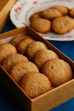 whole wheat coconut cookies recipe eggless