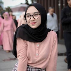 Casual Hijab Outfit, Photo And Video, Dan, Sexy, Cute, Model, Outfits, Beautiful, Instagram
