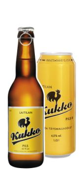The Finnish brewing company Laitilan Wirvoitusjuomat launched the world's first gluten-free all malt beer in 2005.