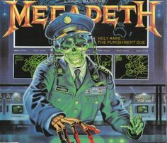 Megadeth, Holy Wars...The Punishment Due, 1990| recensione canzone per canzone, review track by track - Rock & Metal In My Blood