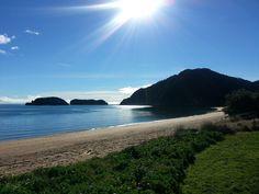 Tata Beach, Golden Bay. July 2013