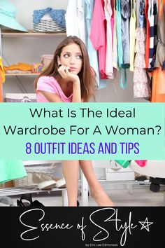 Is there such a thing as an ideal wardrobe for a woman? Yes and no, it depends on the particular woman. I have 8 outfit ideas that work for all women! Womens Fashion Sneakers, Denim Fashion, Women's Fashion, Business Casual Men, Business Fashion, Fashion Advice, Fashion Bloggers, Looking For Women, Daily Fashion