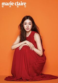 SNSD Tiffany for Marie Claire's March issue ~ Wonderful Generation ~ All About SNSD, Wonder Girls, and f(x)