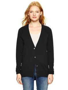 Eversoft V-neck cardigan Product Image