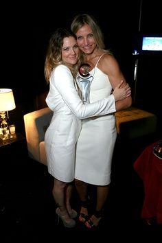 Pin for Later: Prominente Freundschaften wie aus dem Bilderbuch Drew Barrymore und Cameron Diaz